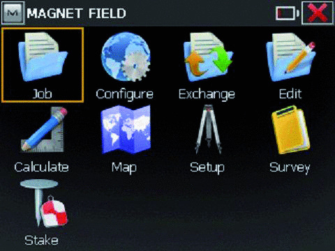 Magnet Field + GPS + Opt (includes mmGPS)