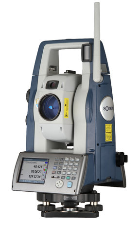 SX-105T Robotic Total station