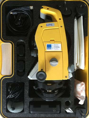 "M3 DR (5""), Trimble Totalstation, # C653086"